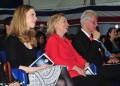 Chelsea Clinton, Hillary Rodham Clinton and Bill Clinton 2011.jpg